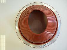 Dektite ORIGINALE PER TETTI IN METALLO 125 a 230 mm TUBO DIAMETRO ESTERNO ROSSO SILICONE