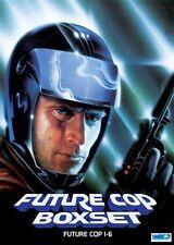 Future Cop (DVD, 2010, 6-Disc Set) - Region 4