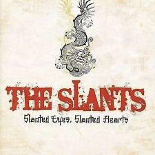 SLANTS - Slanted Eyes Slanted Hearts - CD mint will combine s/h