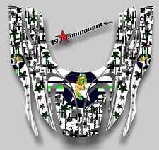 Arctic Cat ZR 600, 500, 800 Mountain Cat 00-06 Graphics Decal Sticker Pinup