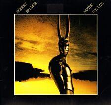 ROBERT PALMER maybe it's live ILPS 9665 uk island 1982 LP PS EX/VG