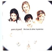 Life, Love & Other Mysteries by Point of Grace (CD, Sep-1996, Sony Music.Box#160