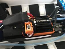 Traxxas Spartan ESC Hobbywing 180 turnigy 180 amp adapter box
