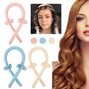 Hair Curler, Heatless Curler, Heatless Curls, Heatless Curling Ribbon New