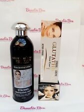 Abebi Glutathione Injection Strong Whitening Lotion ,Tube, and Face Cream