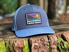 """Patagonia """"UP & OUT"""" Roger That Hat - DOLOMITE BLUE- Fall17'"""