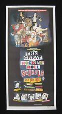 THE GREAT ROCK N ROLL SWINDLE Rare Australian daybill movie poster Sex Pistols