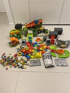 The Trash Pack Grossery Gang Toys Bulk LOT Playsets + Figures