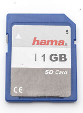 Hama 1GB SD Karte