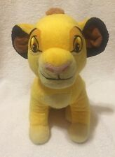 Disney Baby Dreamy Sounds Soother Musical Plush Simba Cloud b Crib Stroller