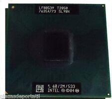 Procesador Intel Dual Core T2050  1.60GHz/ 2M/533MHz  SL9BN