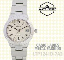 Casio Women's Classic Series Watch LTP1241D-7A2