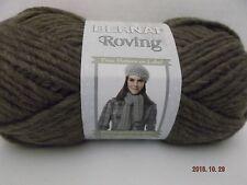 Bernat Roving Yarn ~ Bark #00011 ~ Wool Blend ~ #5 Bulky ~ 100g ~ 120 yds