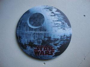 Tapis de Souris - STAR WARS - Etoile Noire - 20 cm - Ep 4 mm - Neuf