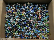 """MARBLES SPECIAL COLLECTION 5/8"""" FANCY MIX MARBLES 2 POUNDS PLUS FREE SHIPPING"""