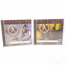 PC Game Lot of 2 : Half Life Blue Shift & Counter Strike vtg computer m1