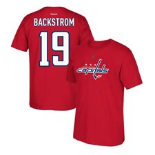 2017 NHL Reebok Official Premier Team Player Name   Number Jersey T-shirt 2  Washington 52fc14ab1