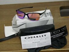 Oakley Unstoppable Polished Black Prizm Golf Sunglasses BRAND NEW w/ACCESSORIES!