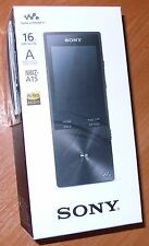 Sony NWZ-A15 16GB MP3 Walkman Hi-Res Audio  Black
