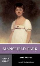 Mansfield Park by Jane Austen (Paperback, 1998)