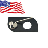 1pc Archery Magnetic Arrow Rest Stainless Steel Right Hand Recurve Bow Hunting