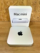 APPLE MAC MINI A1347 (2014) 1.4GHZ INTEL CORE I5, 4 GO RAM HDD 500 GO, RESTAURÉ