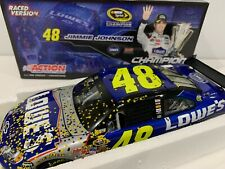Jimmie Johnson 2009  Lowe's 4 Time Cup Champion