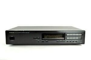 Onkyo T-4210 Quartz Synthesized FM Stereo / AM Tuner, 10 Memory Pre-Sets, Scan