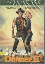 CROCODILE DUNDEE 2 - PAUL HOGAN ALL TIME CLASSICS - NEW & SEALED DVD
