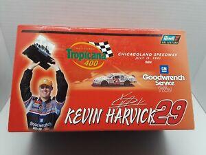 Revell Kevin Harvick #29 Inaugural Tropicana 500 Win 2001 Monte Carlo 1:24
