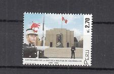 S. 2.70 ESCUELA MILITAR CHORILLOS 1998 PERU' MNH**  UNIFORMI SCUOLA MILITARE