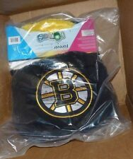NEW NHL Forever Collectibles Boston Bruins Feetoes Feet Pillow NEW NWT