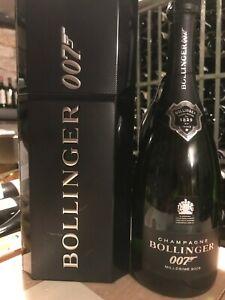 Champagne Bollinger Coffret James BOND 007 Millésime 2009