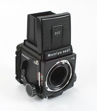 MAMIYA RB67 PROFESSIONAL S BODY + WAIST-LEVEL FINDER/198678