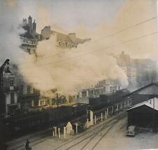 NANTES c. 1950 - Autos Commerces Train à Vapeur Loire-Atlantique - NV 628