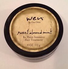 Wen- Sweet Almond Mint- ReMoist Intensive Hair Treatment