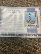 Large Patch Great American Lighthouses Patch In Sleeve Willabee Cape Hatteras