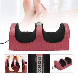 Foot Leg Kneading Massager Machine Electric Shiatsu Blood Booster Circulation UK
