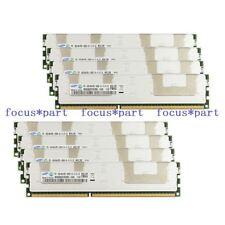 Samsung 128GB 8x16GB 4Rx4 PC3-10600R 1333Mhz DDR3 ECC Registered DIMM Memory RAM