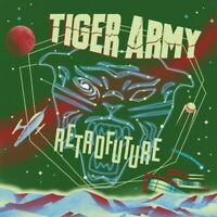 TIGER ARMY - RETROFUTURE   VINYL LP NEU