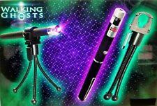 Paranormal Equipment UV KIT GHOST HUNTING BLUE LASER GRID 5 MW PEN HOLDER+TRIPOD
