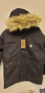 Carhartt 102728-001 Storm Defender® Thinsulate Lined Sawtooth Parka