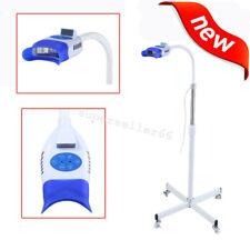36W Mobile Dental Teeth Whitening LED Lamp Light Bleaching Accelerator Wheel HOT