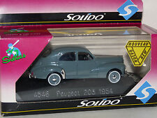 SOLIDO 4546. PEUGEOT 203  1954. 1:43.  Neuve. Made in France
