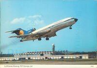 Boeing 727 Lufthansa Europa Jet Charles Skilton Jet Airliner