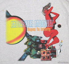 Monster Magnet Vintage T Shirt 90's 1995 Dopes To Infinity Autographed Signed
