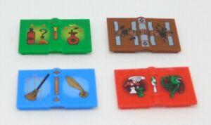 LEGO HARRY POTTER SPELL BOOKS UTENSILS LIBRARY