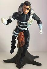 """Marvel Legends NICK FURY 6"""" Action Figure Loose 2003 Toy Biz"""