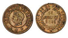 FRANCIA Souvenir de la Fete Nationale 14 Juillet 1881