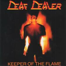 DEAF DEALER - KEEPER OF THE FLAME (1988) CD Jewel Case Heavy Metal+FREE GIFT